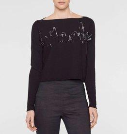 Sarah Pacini Sarah Pacini Short Sweater - Tempo