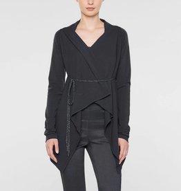 Sarah Pacini Sarah Pacini Wrap Sweater - Tempo