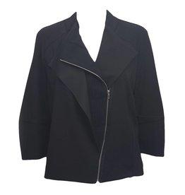 Crea Concept Crea Concept Zip Jacket - Black