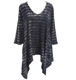 Dress To Kill Dress to Kill 2-Pocket Sweater - Crackle