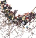 Teresa Goodall Teresa Goodall Artichoke Necklace