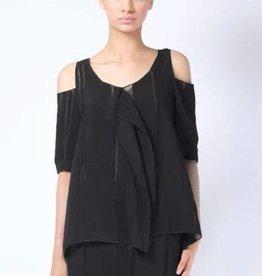 Xenia Xenia Anit Shirt - Black
