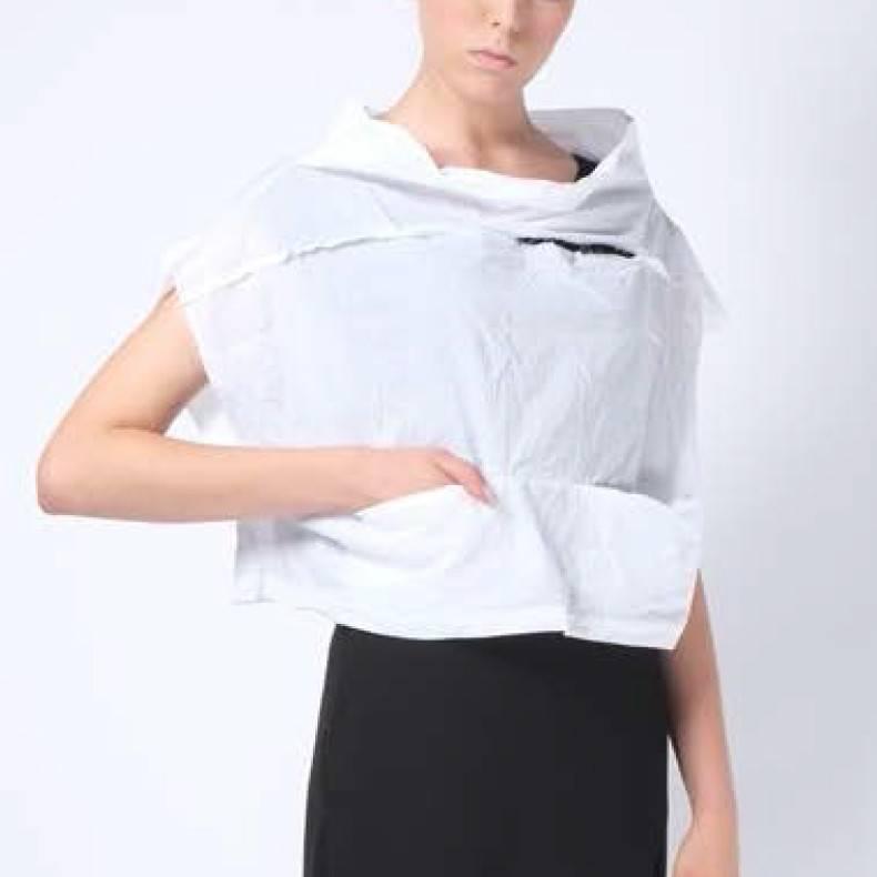 Xenia Xenia Nico Top - White