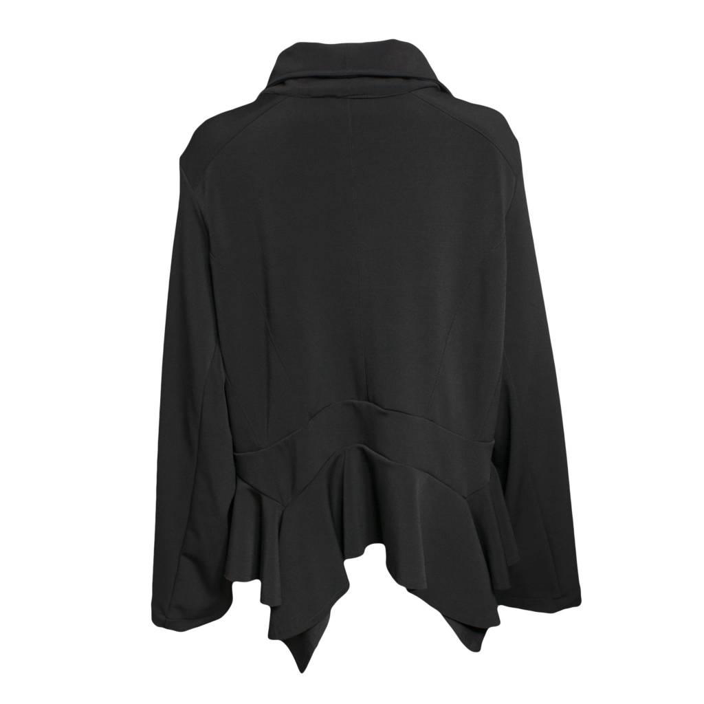 Dress To Kill Dress to Kill Crossover Jacket - Heavy Black