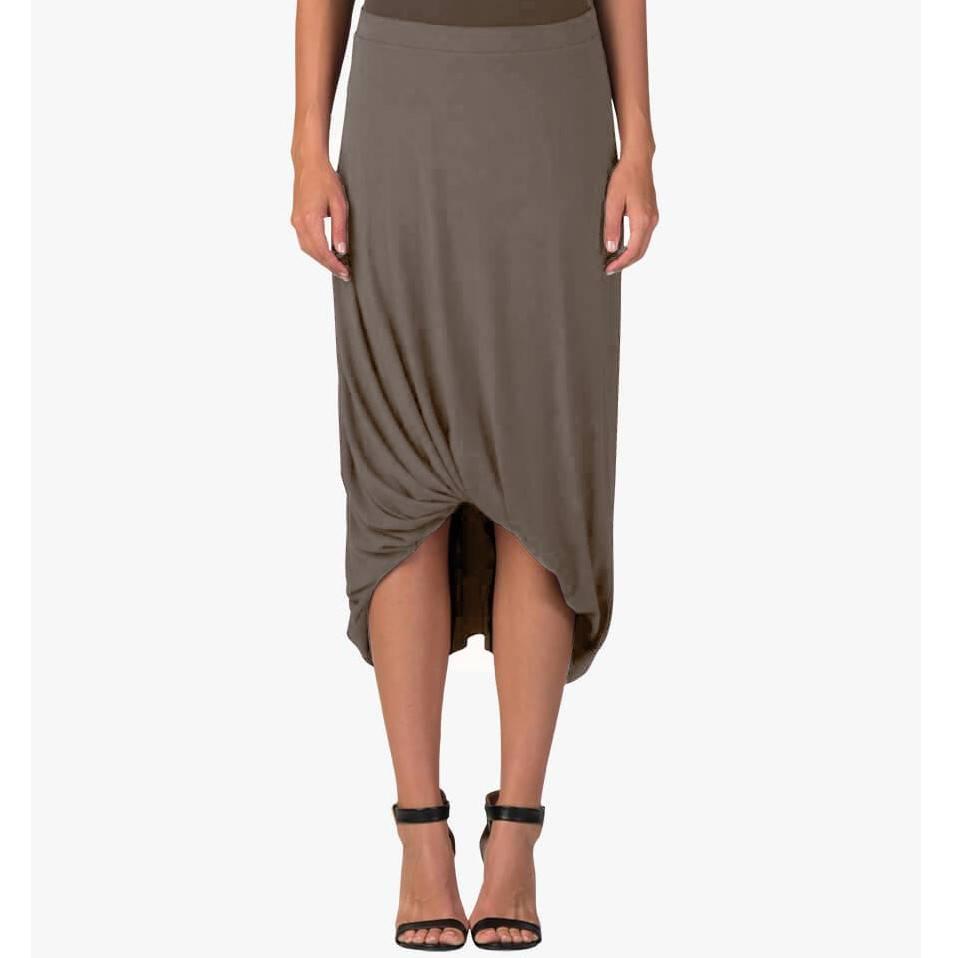 Stella Carakasi Stella Carakasi Your Way Skirt - Truffle