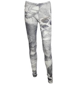 Studio Rundholz Studio Rundholz Leggings - Atlantic/Sea Print