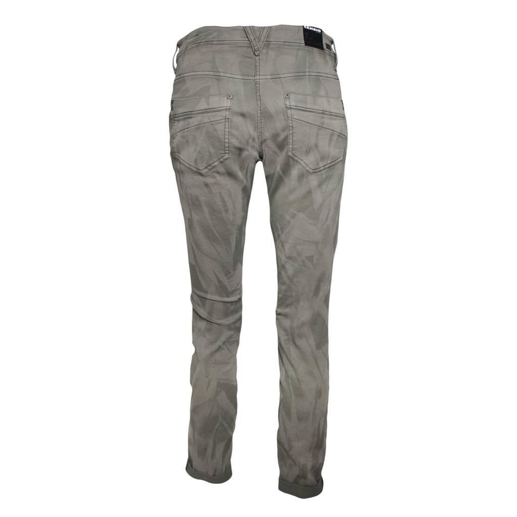 Cambio Cambio Lizzi Jog Jeans - Olive