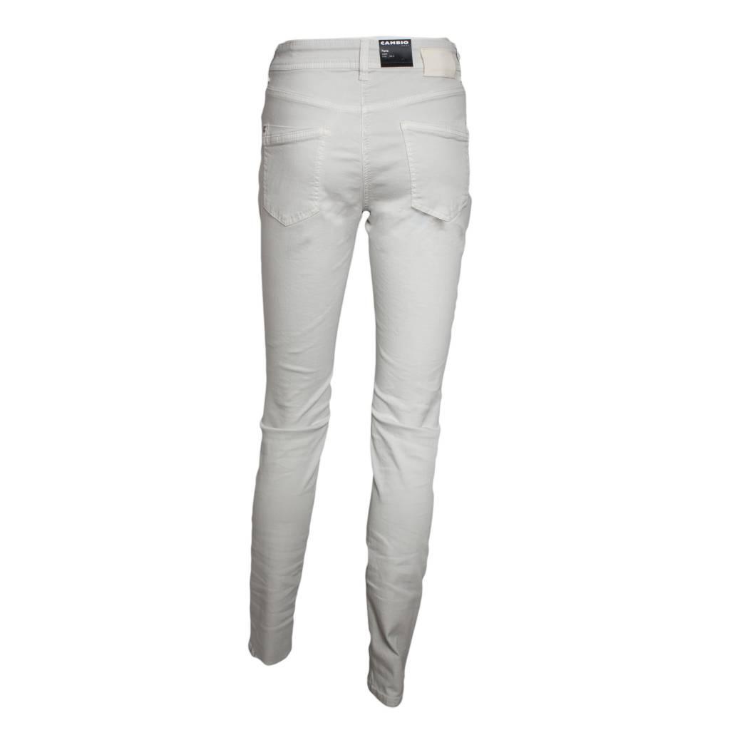 Cambio Cambio Parla Seam Jeans - Vanilla