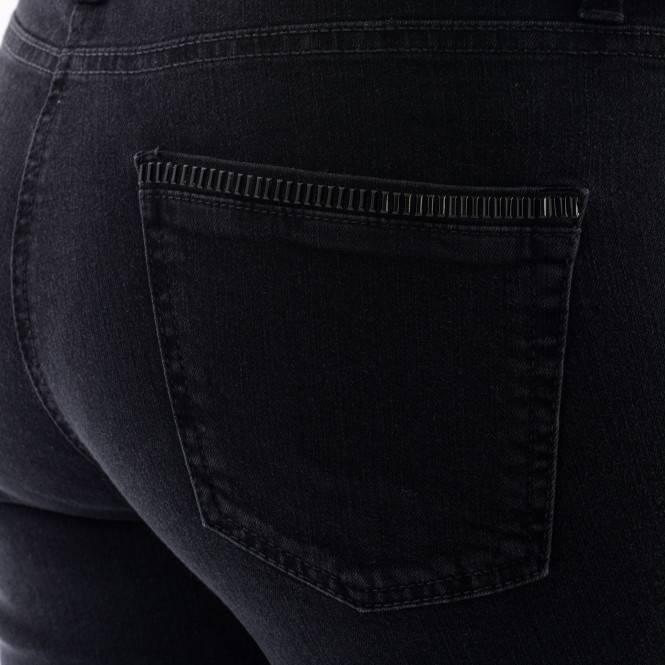 Cambio Cambio Norah Black Pocket Detail Jeans