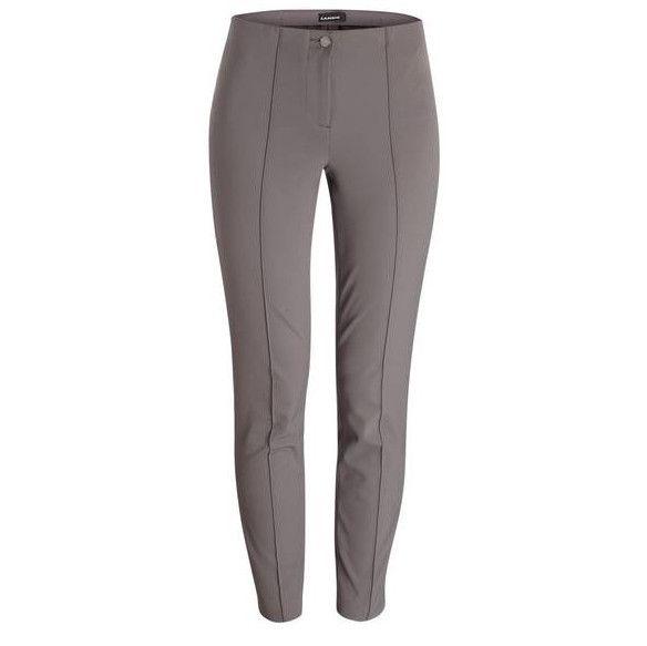 Cambio Cambio Ros Microfiber Pants - Dark Taupe