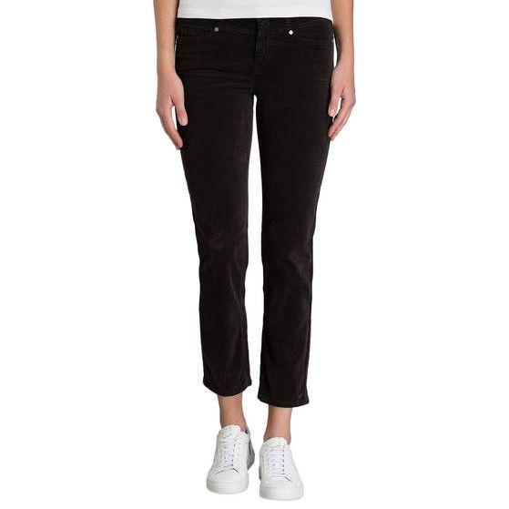 Cambio Cambio Posh Mahogany Velveteen Jeans
