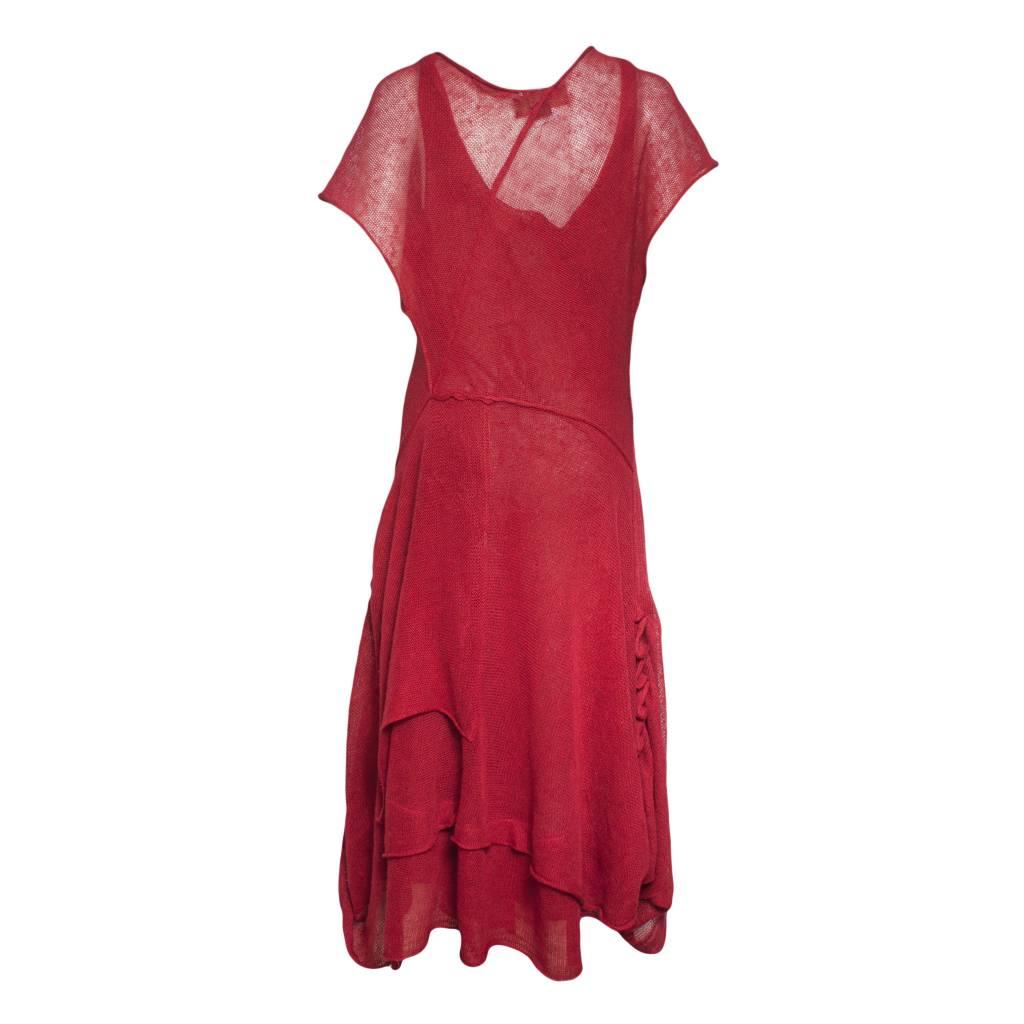Zuza Bart Zuza Bart Dress - Red