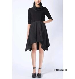 Xenia Xenia Kobe Dress - Black