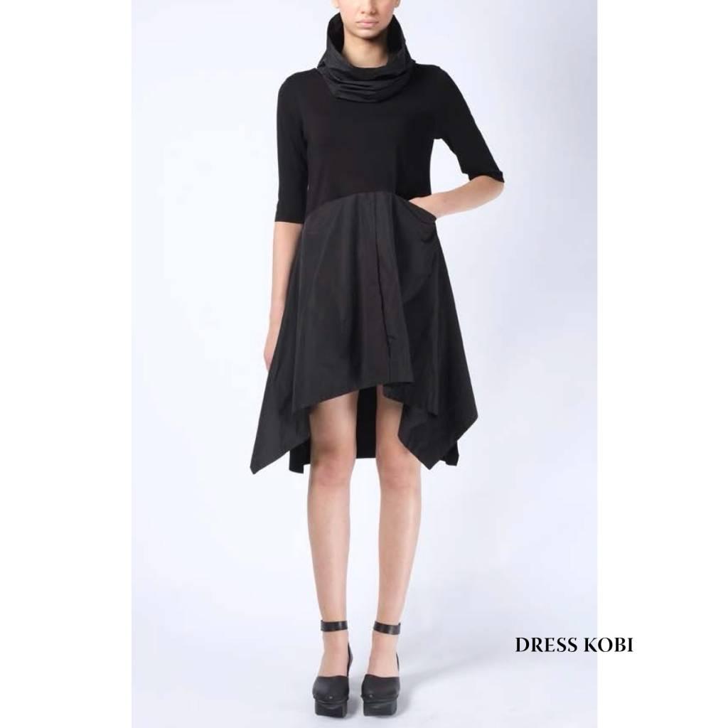 Xenia Xenia Kobe Dress - Black