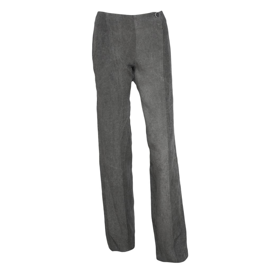 Crea Concept Crea Concept Linen Pants - Washed Slate