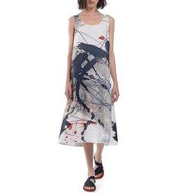 Crea Concept Crea Concept Painted Dress