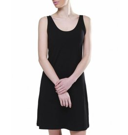 Crea Concept Crea Concept Essential Slip Dress - Black (900)