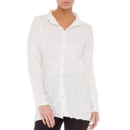 Alquema Alquema Vita Shirt - Ivory
