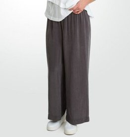 Elsewhere Crea Concept Full Leg Pants - Grey