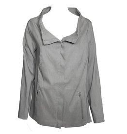 Crea Concept Crea Concept Zip Jacket - Ash