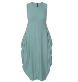 HIGH High At Length Dress - Turquoise