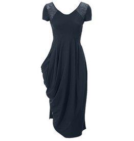 HIGH High Volta Dress - Navy