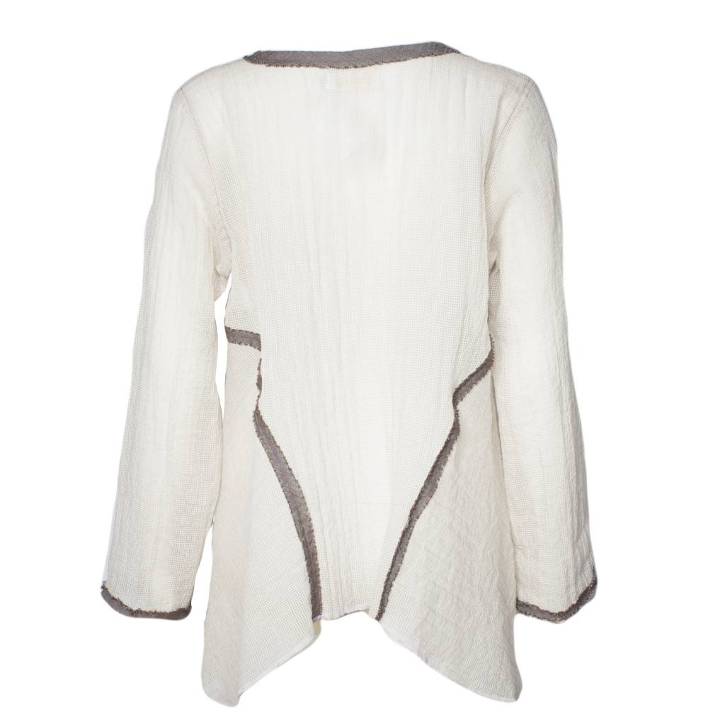 Bodil Bodil Tunic - Soft Beige/Brown