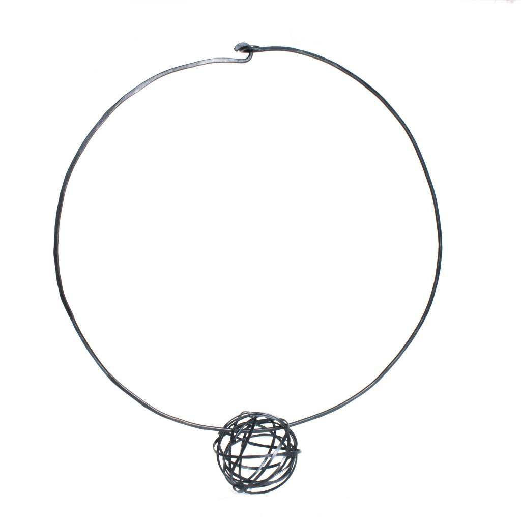 Nrk by Anarkh Ball Necklace