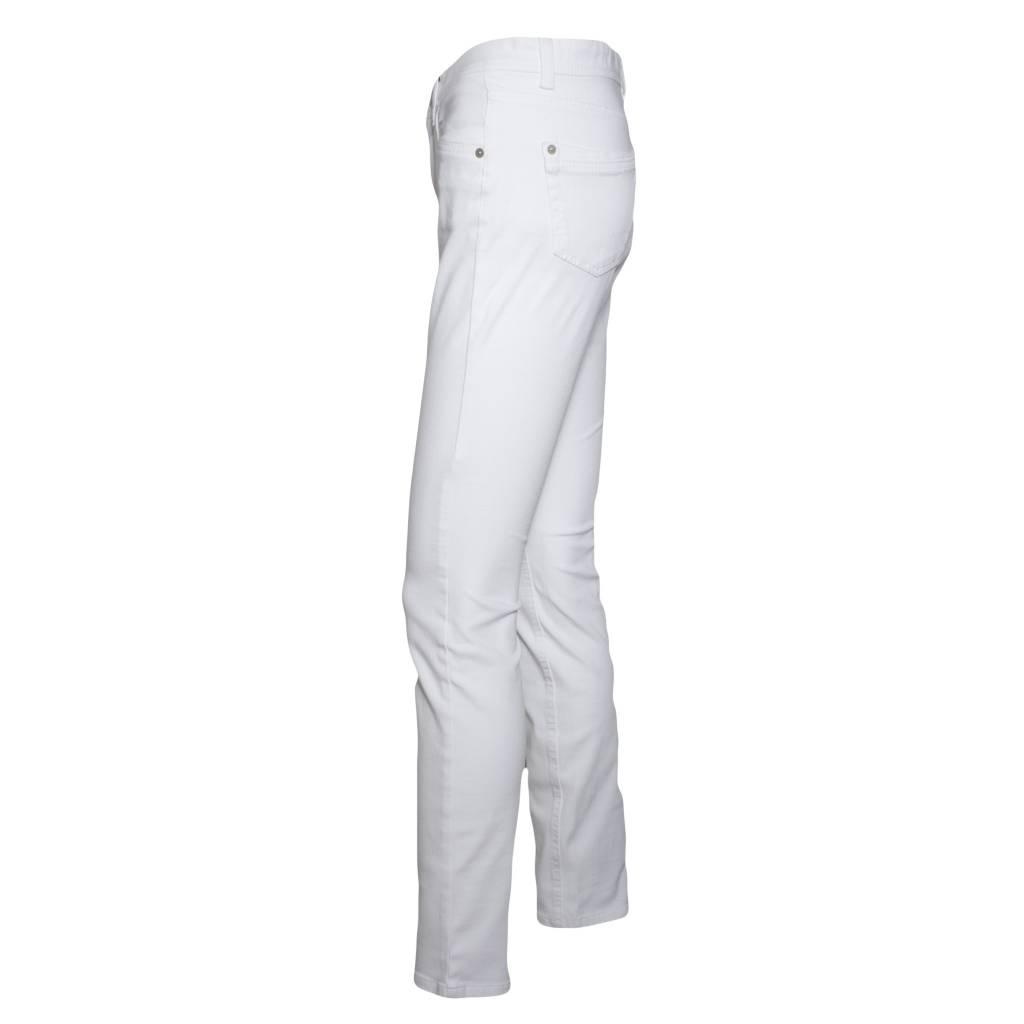 Cambio Cambio Parla Seam Jeans - Cream