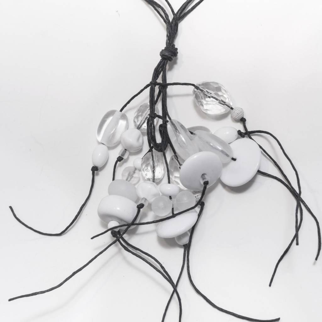 Teresa Goodall Teresa Goodall Dove Tassel Necklace