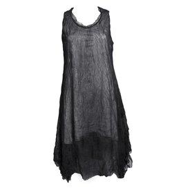 Dress To Kill Dress To Kill Black Crushed Slip