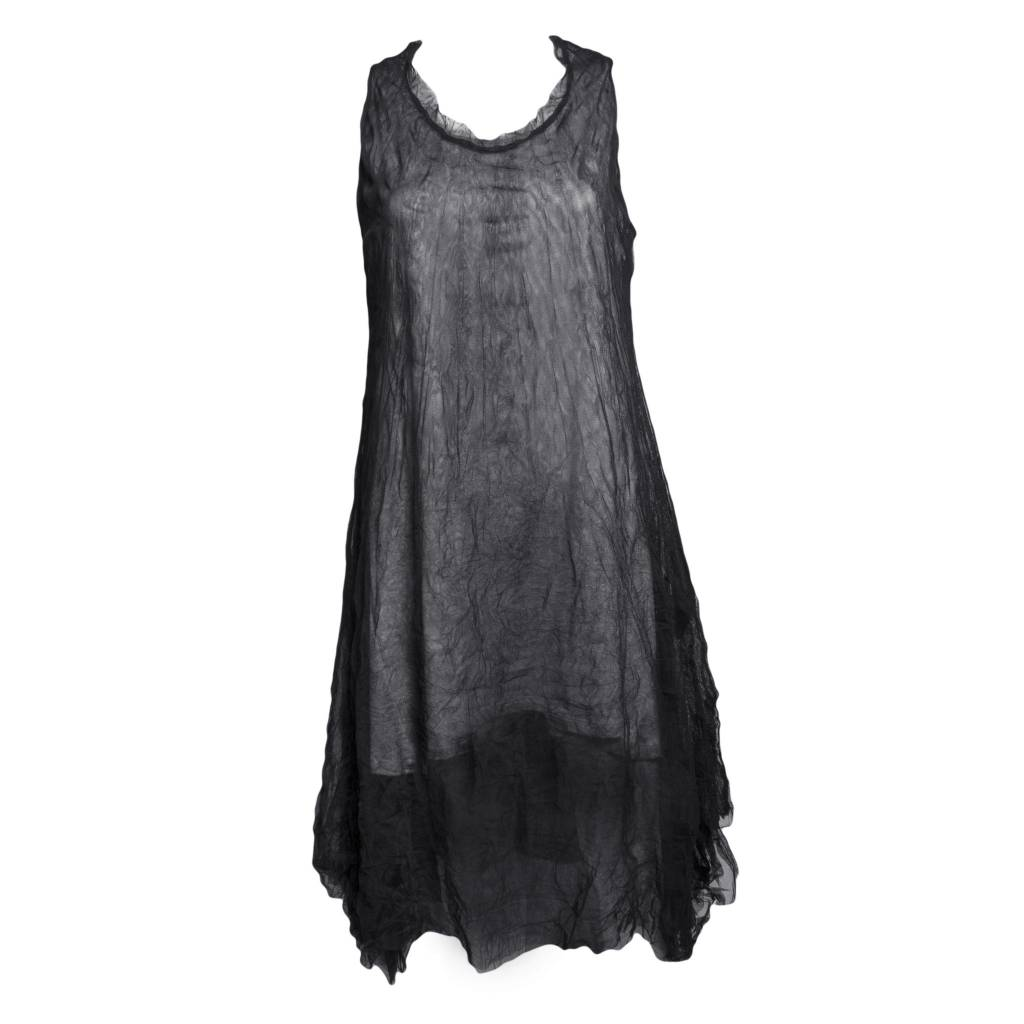 Dress To Kill Dress To Kill Black Crushed Slip