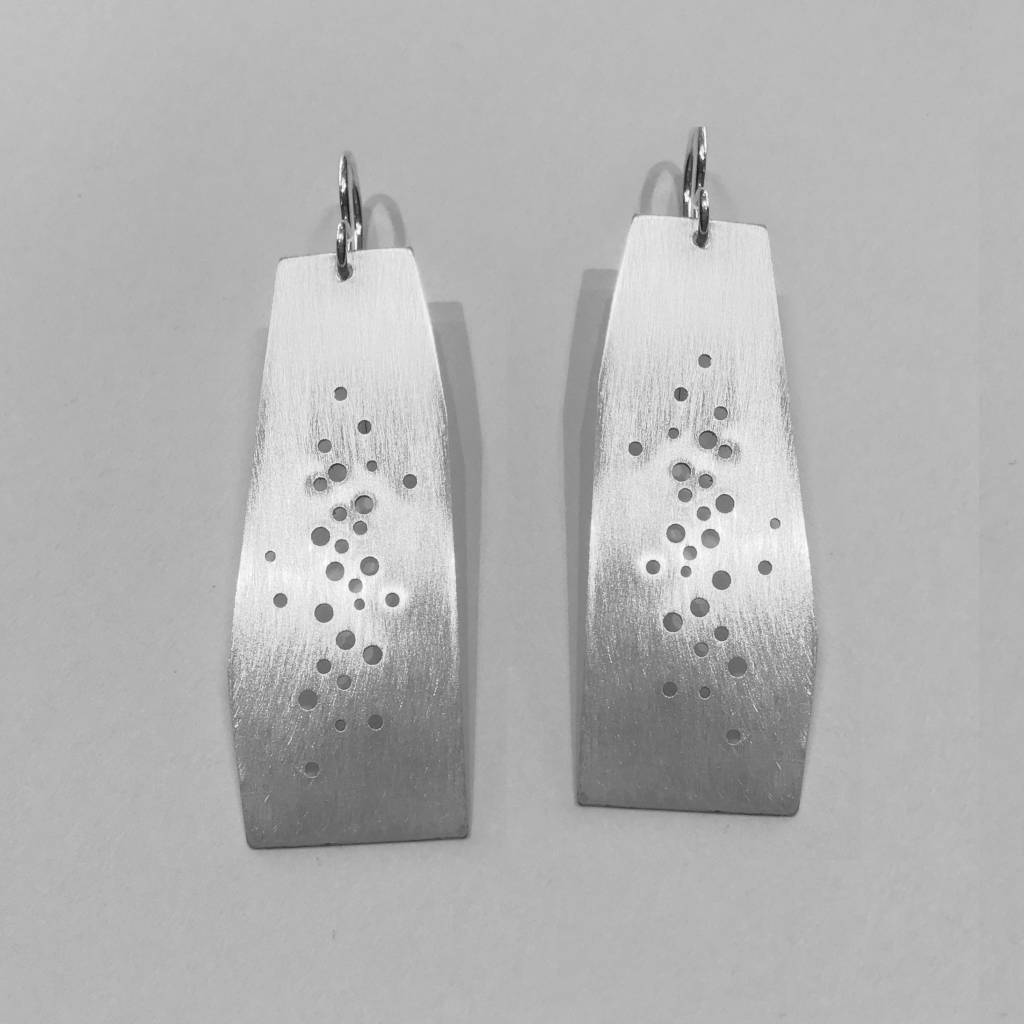 Lauren Markley Geometric Pinhole Earrings