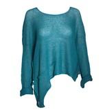 Skif Asym Sweater - Teal