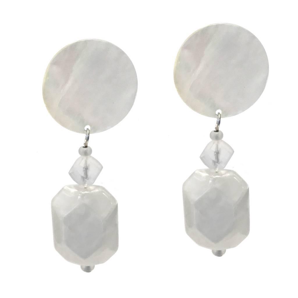 Teresa Goodall Teresa Goodall Dove Earrings