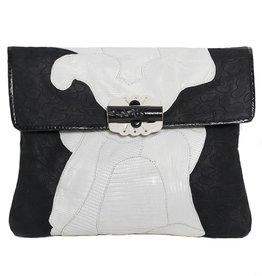 Grace Ann Agostino Grace Ann Agostino Leather/lizard Handbag