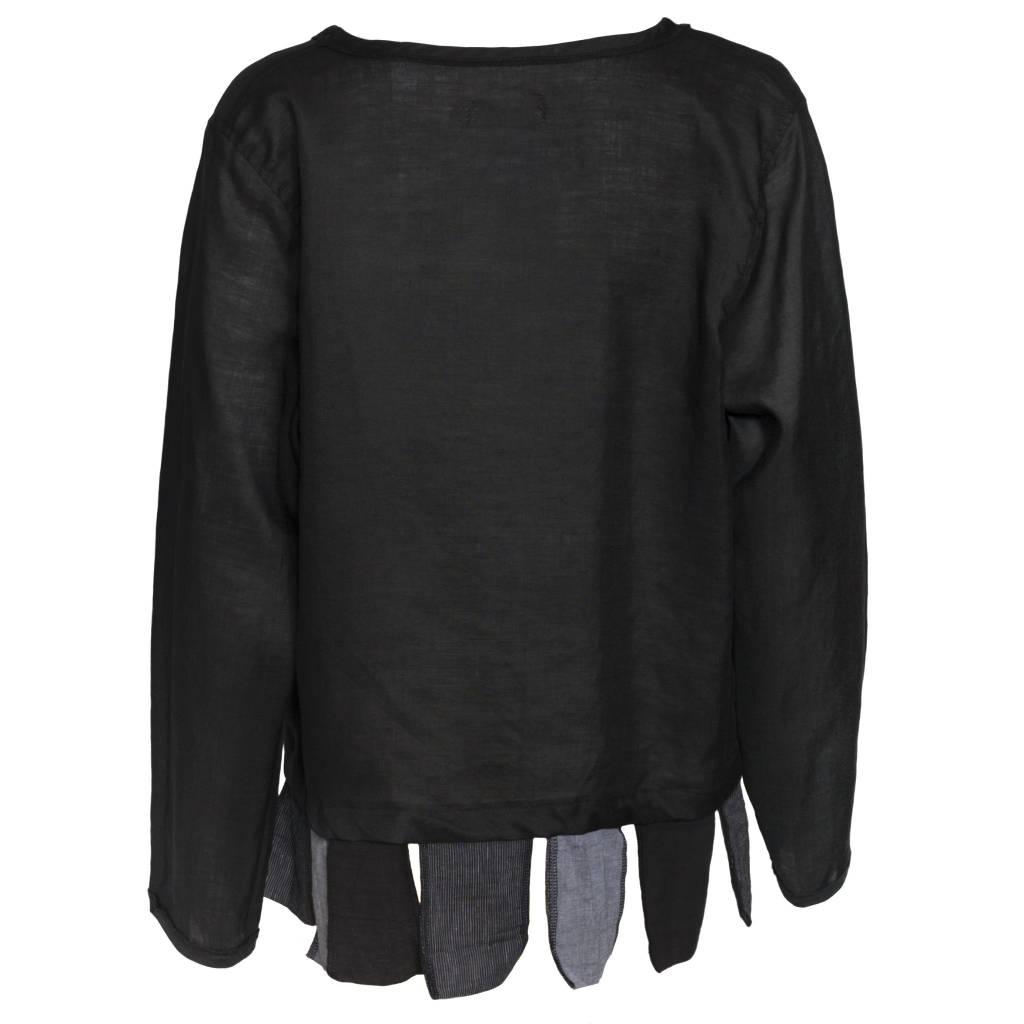 Bodil Bodil Crop Top Solid - Black