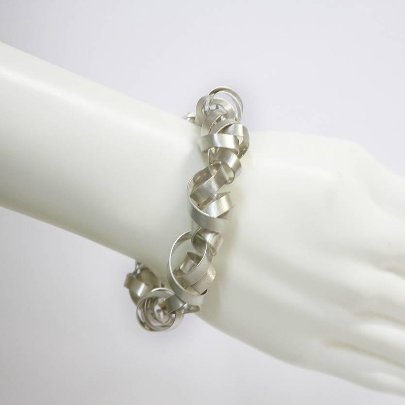 Rina Young Rina Young Satin Ribbon Bracelet
