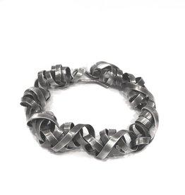 Rina Young Rina Young Oxi Ribbon Bracelet
