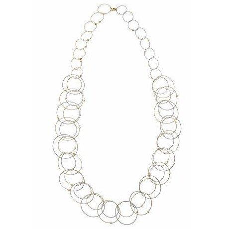 Meghan Patrice Riley Meghan Patrice Riley Interlocking Circles Necklace