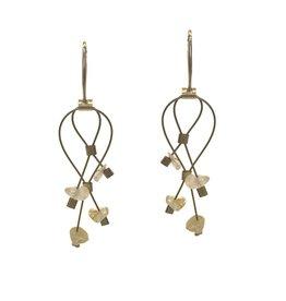 Meghan Patrice Riley Meghan Patrice Riley Mini Lattice Earrings