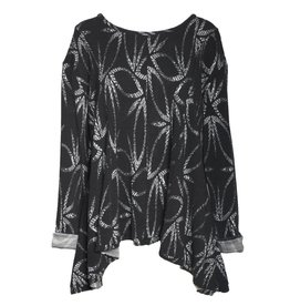 Dress To Kill Dress To Kill Bamboo Print Pull