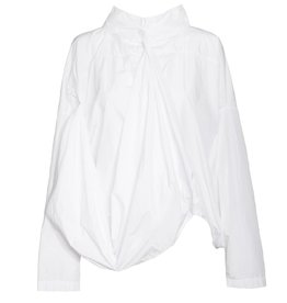 Dress To Kill Dress To Kill Pull Up Shirt - White