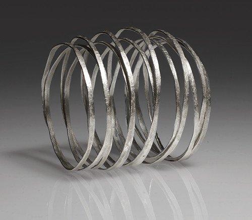 Bosco Fine Silver Wrap Bracelet
