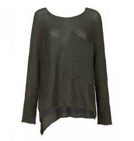 Alembika Alembika Knit Sweater - Khaki Green