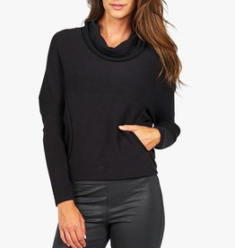 Stella Carakasi Stella Carakasi Good Sport Sweater - Black