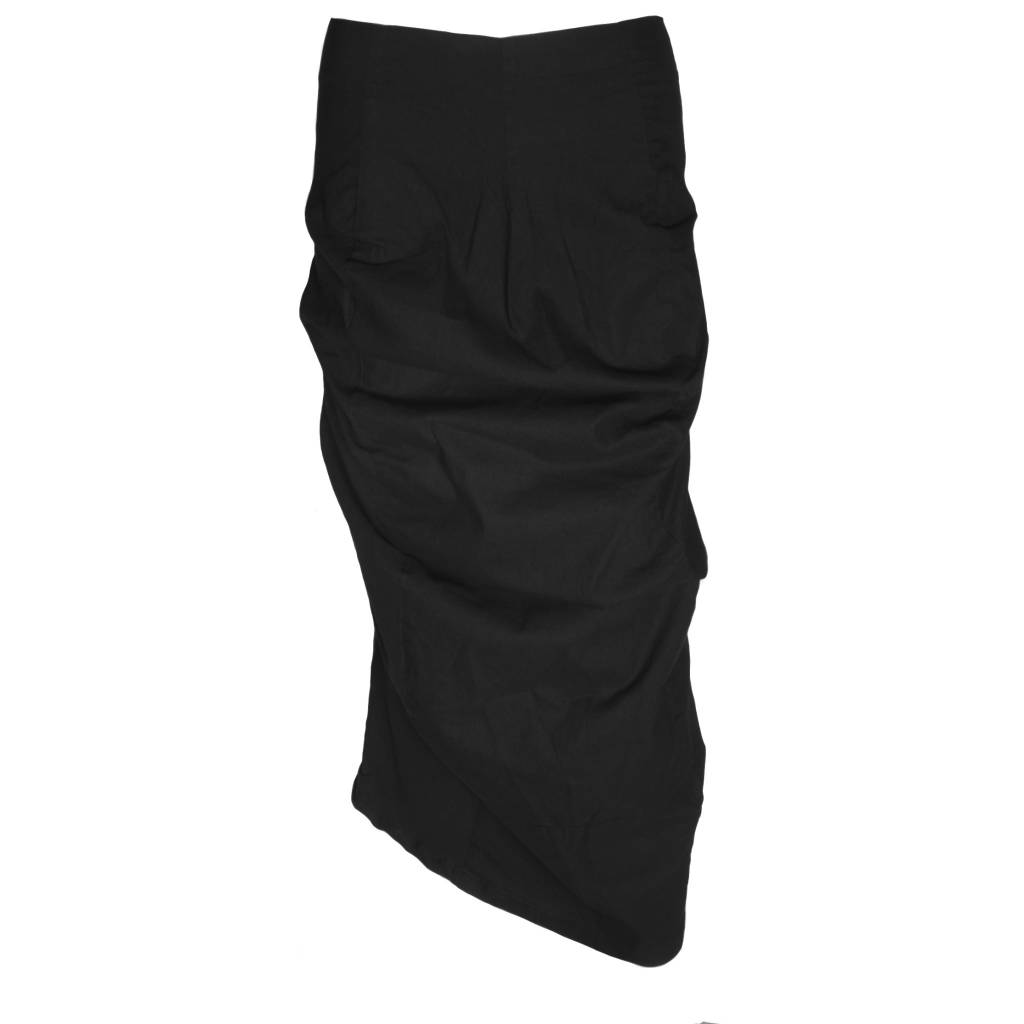 Studio Rundholz Studio Rundholz Slim Pocket Skirt - Black