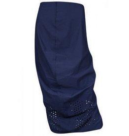 Studio Rundholz Studio Rundholz Slim Cutout Skirt - Blueberry