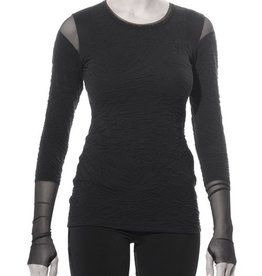 Art Point Wave Front Top - Black