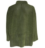 Dress To Kill Dress To Kill Banded Shirt - Green Stripe